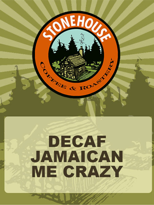 Decaf Jamaican Me Crazy