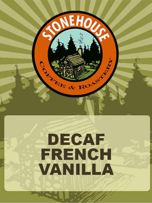 Decaf French Vanilla