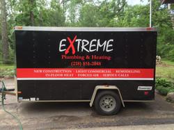 Extreme Plumbing Trailer