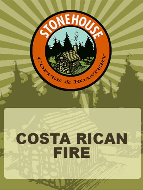 Costa Rican Fire K-Cups