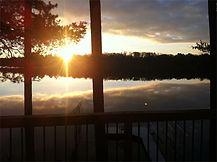 lake property rental