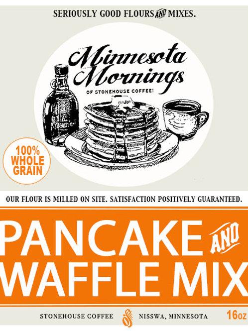 Minnesota Morning Pancake Mix