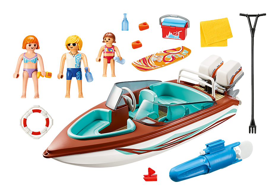 Speedboat Collection