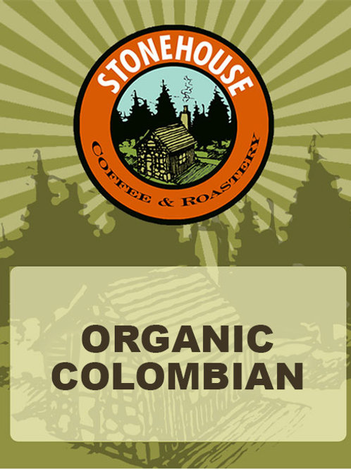 Organic Colombian K-Cups