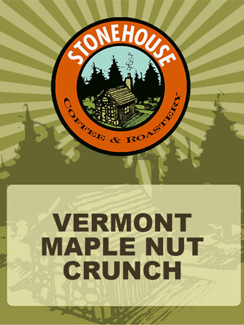 Vermont Maple Nut Crunch