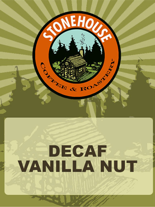 Decaf Vanilla Nut