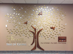 St. Francis Tree of Giving