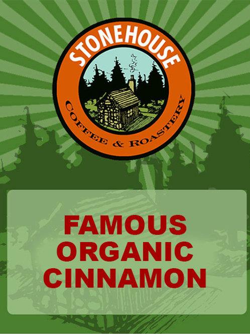 Famous Organic Cinnamon