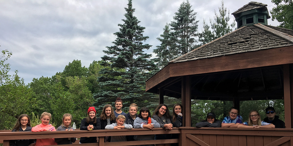 High School Girls Leadership Retreat - June 26-28, 2020