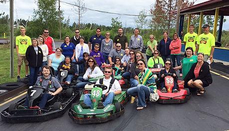 Group Go-Kart