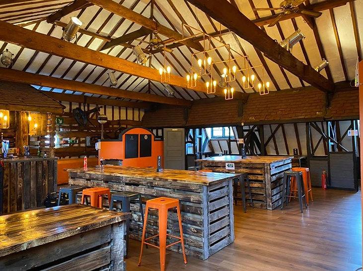 Portman Malthouse Restaurant & Bar Area