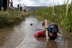 Bog Snorkelling in Wales