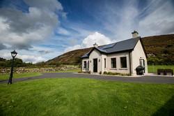 Irish White Cottage