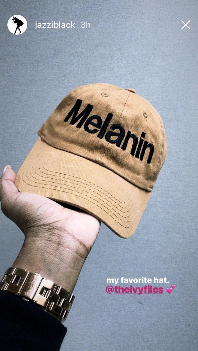 Melanin Hat