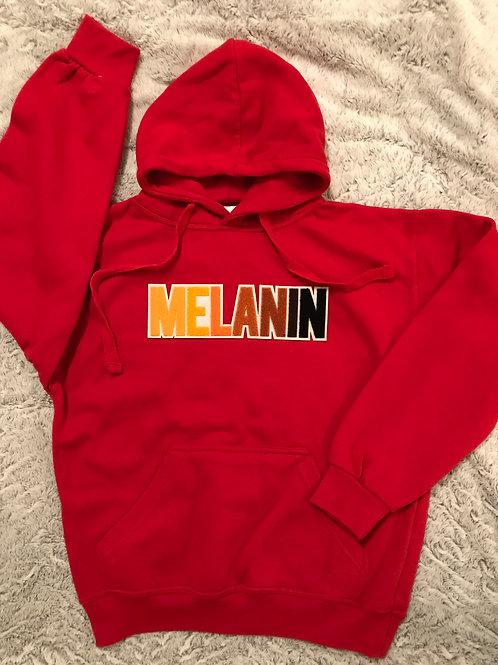Melanin Patch Hoodie -