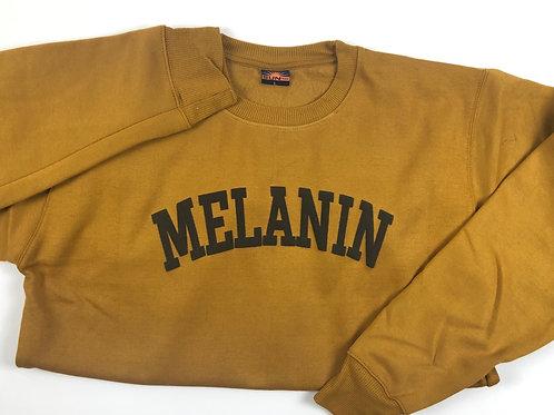 MELANIN - CREW NECK
