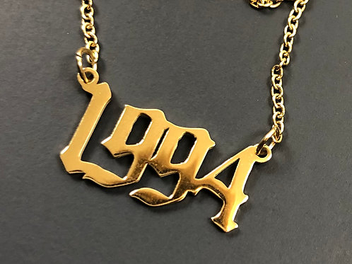 1994 Necklace