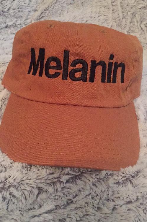 Melanin Dad Cap