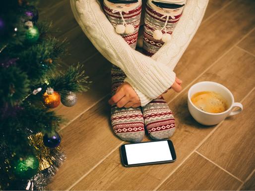 Narcisten met Kerst