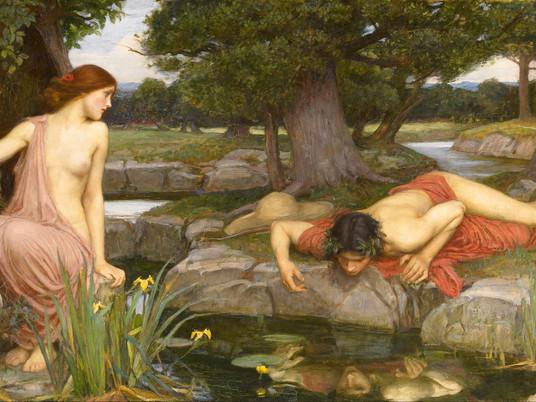 Echo en Narcissus