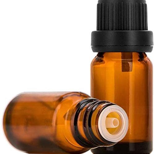 Fiole d'huiles essentielles personnalisée