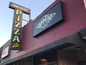 Gino's East: A Taste of Chicago
