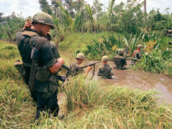 Vietnam: The Quickly Shifting Values and the War