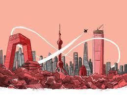 China's Step Toward Modernization