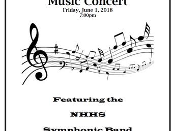Final Instrumental Music Concert