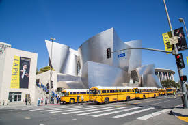 The NHHS Music Department visits the LA Phil