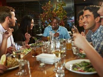Enjoying Dining