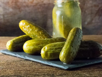 Pickles From Around the World