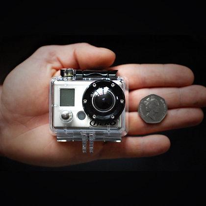 GoPro Hero3+ Black Edition - מצלמת אקסטרים