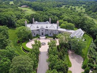 $90 Million Brookline mansion on market