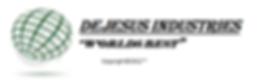 original dejesus industries logo 2012