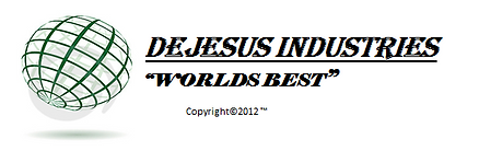 original dejesus industries logo 2012