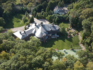 Queen Anne inspired Weston Castle reduced to $12.9M from $17M