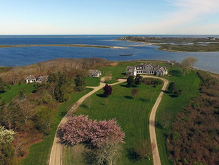 Nantucket mansion price reduced from $57M to $35M over 5 years