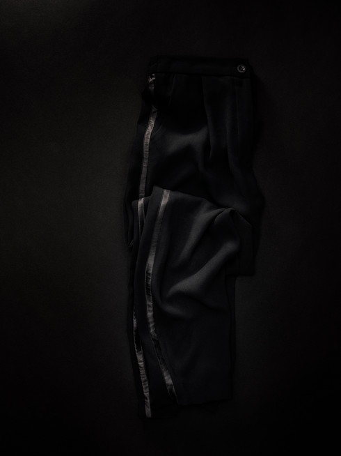 Black with Black
