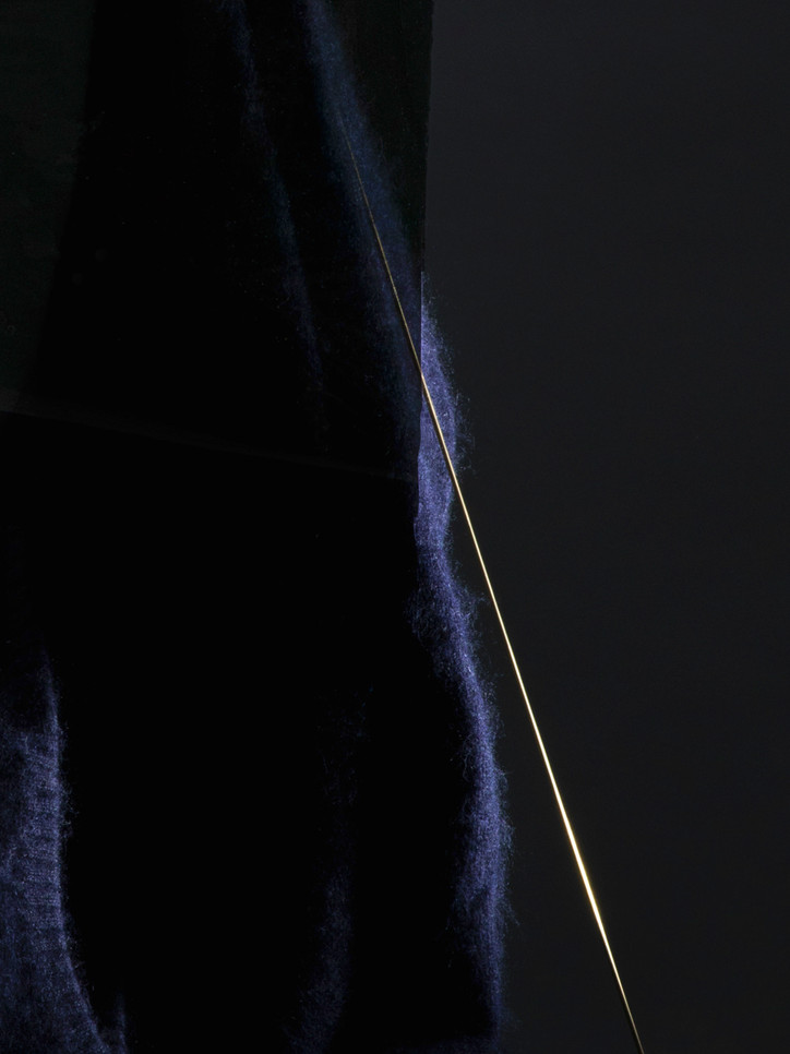 DeepBlue Angora Jumper