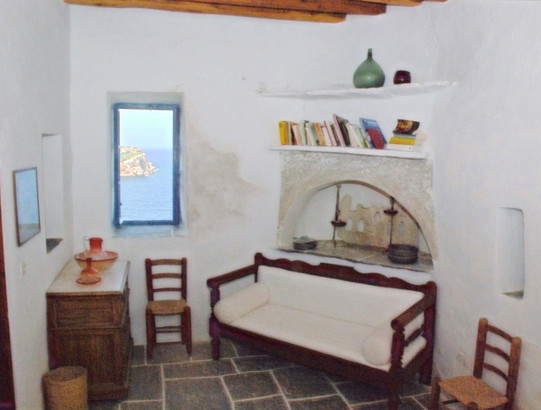 Olive Press Kastro, Sifnos
