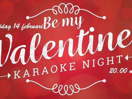 """Valentijns Karaoke in """"Het Stekkie"""""""
