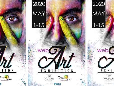 Web Art Exhibition vol.1