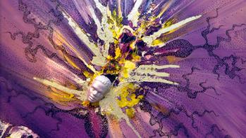 Painting with Mix Media Technics - .jpg