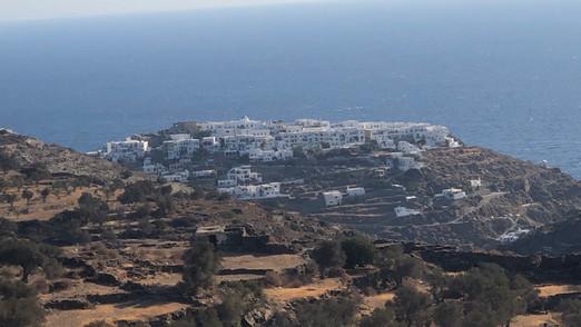 Land Exambela, Sifnos