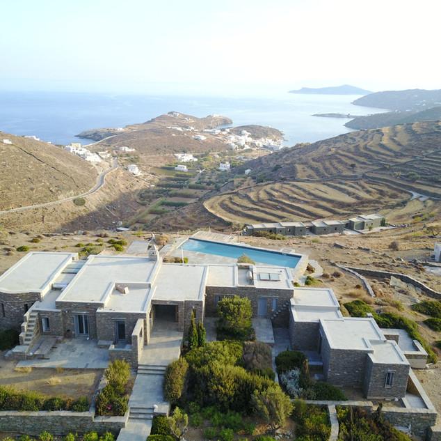 The Grey Villas Sifnos