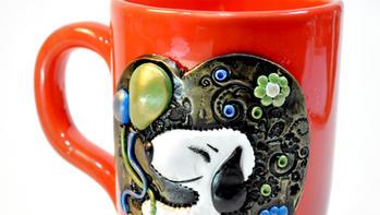 Snoopy Mug for Chocolate.JPG
