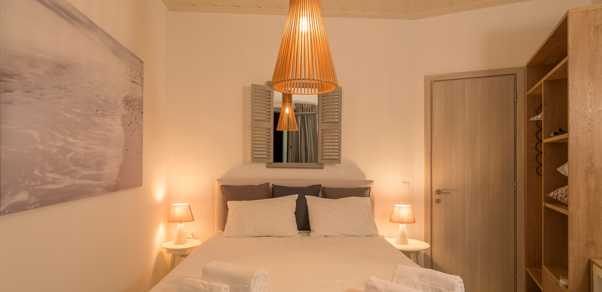 Icon of Aegean just relax here bedroom.j