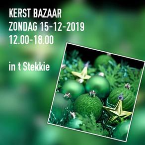 Kerstbazaar December 2019