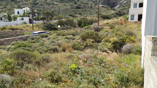Land Kamares, Sifnos